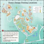 Power Outage Posting Locations